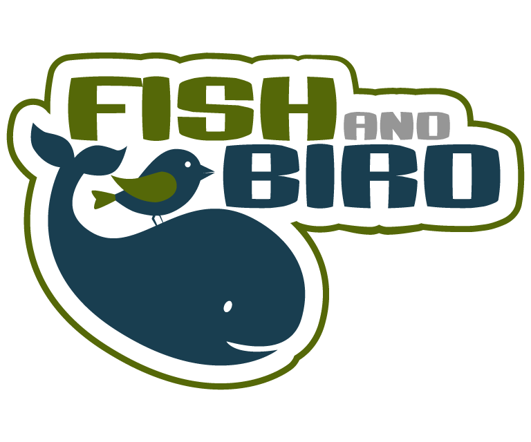 logo fishandbird.be